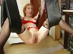 BDSM, Granny, Mature