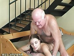 Babe, Granny, Old and Young, Small Tits