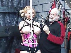 BDSM, Blonde, Mature, Big Boobs