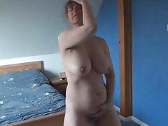 French, Hairy, Masturbation, MILF, Orgasm