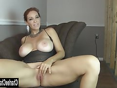 Big Boobs, Brunette, Masturbation, Mature, MILF