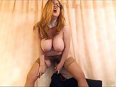 BBW, Masturbation, Mature, Orgasm