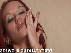 BDSM, Blowjob, Femdom, POV
