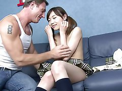 Anal, Japanese, Small Tits, Brunette