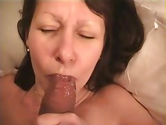Amateur, Close Up, Facial, Blowjob
