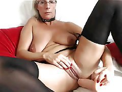 French, Mature, Webcam