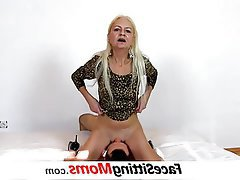 Mature, MILF, Granny, Face Sitting, Old and Young