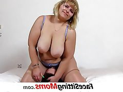 Mature, MILF, BBW, Face Sitting