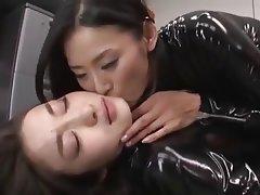 Asian, Latex, Lesbian