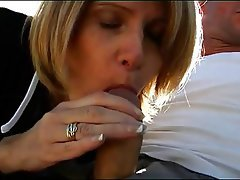 Blonde, French, Mature, MILF