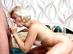 Amateur, Blonde, Mature, MILF, Russian