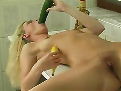 Amateur, Blonde, Masturbation, Mature, Shower
