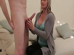 Big Boobs, Handjob, MILF