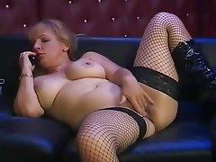 British, Big Boobs, Masturbation, Mature, MILF