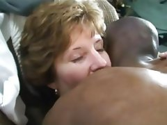 Amateur, Cum in mouth, Interracial, Mature