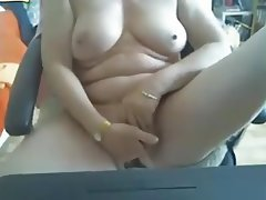 Brazil, Granny, Mature, Masturbation