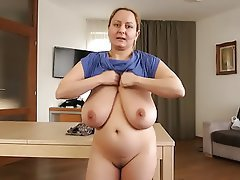 Big Boobs, German, Saggy Tits