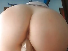 Anal, Masturbation, POV, Webcam