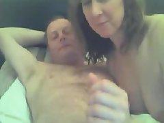 British, Mature, Webcam, Wife