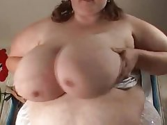 BBW, Masturbation, Big Boobs, Big Butts, Big Tits