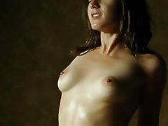 Brunette, Nipples, Big Nipples