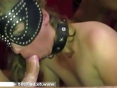 Amateur, MILF, Double Penetration, French, Gangbang