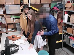 Office, Backroom, Teen