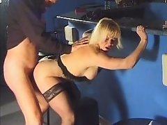 Big Tits, Blonde, Blowjob, Fucking