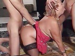 Amateur, Group Sex, Hairy, Mature