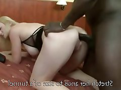 Anal, Ass Licking, Blonde, Cumshot
