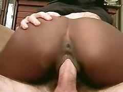 Big Butts, Interracial