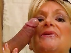 Big Boobs, Blonde, Cumshot, Mature, Old and Young
