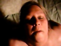 BBW, Blonde, Cumshot, Old and Young, POV