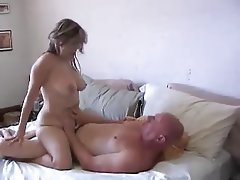 Big Boobs, Blonde, Blowjob, Cumshot