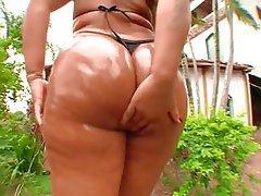 Big Butts, Brazil, Outdoor