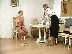 Amateur, Granny, Mature, Old and Young, Russian