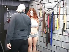 BDSM, Redhead, Mature, Big Boobs