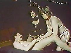 BDSM, Mature, Femdom, Group Sex, Vintage
