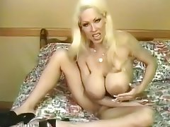 Big Boobs, Blonde, Masturbation, Mature, MILF