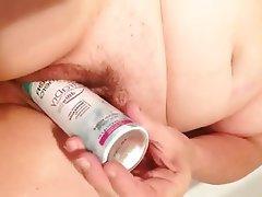 Amateur, BBW, Big Boobs, Masturbation, MILF