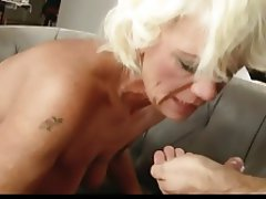 Blowjob, Cumshot, Hairy, Mature, Old and Young