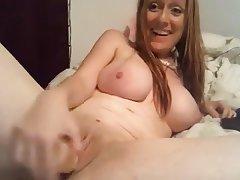Big Boobs, MILF, Masturbation, Webcam