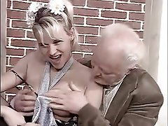 Big Boobs, Blonde, Blowjob, Facial