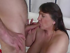 MILF, Granny, Mature, Big Boobs, Old and Young
